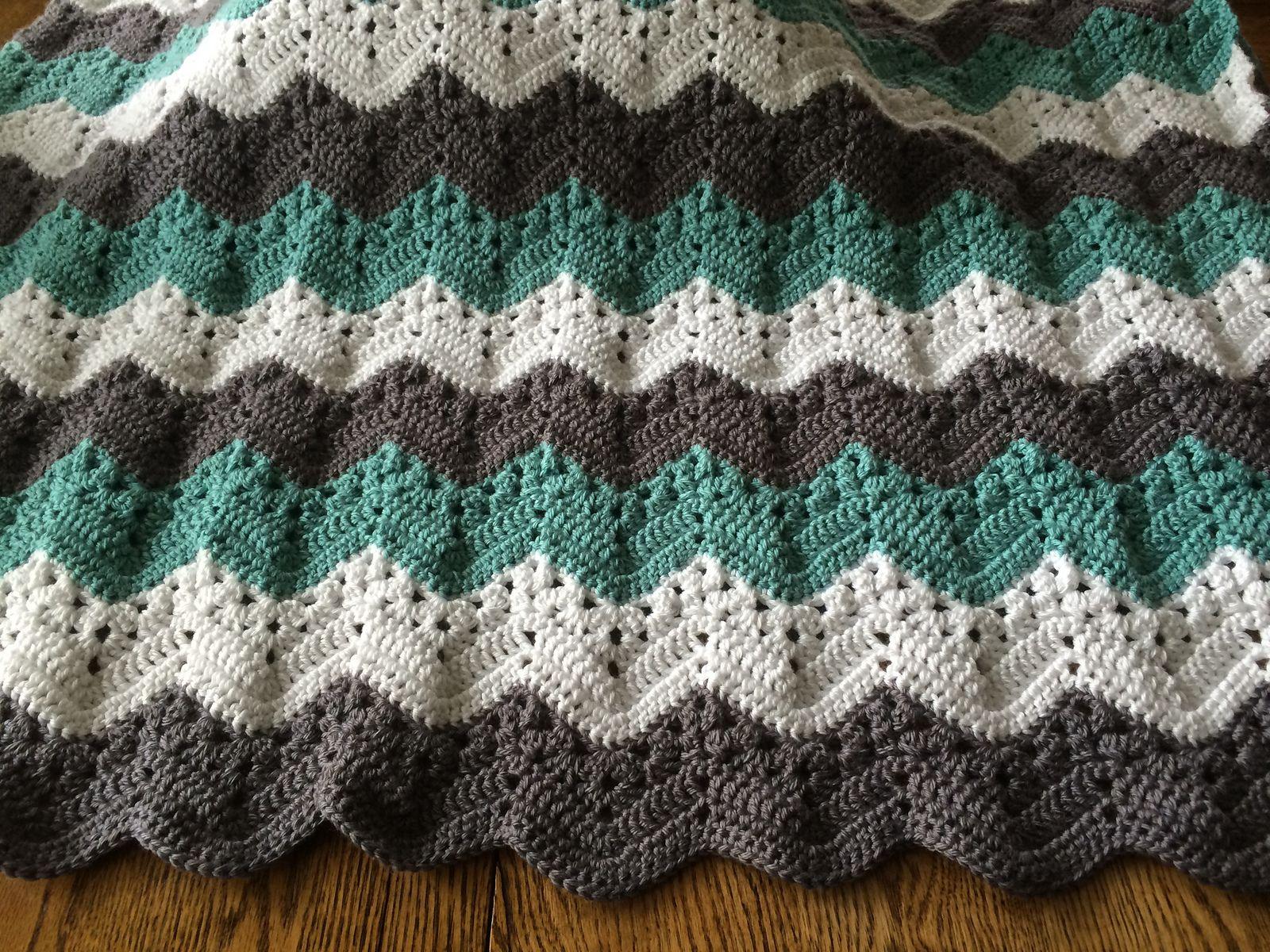 Ravelry: 6-Day Kid Blanket pattern by Betty McKnit | Ravelry ...