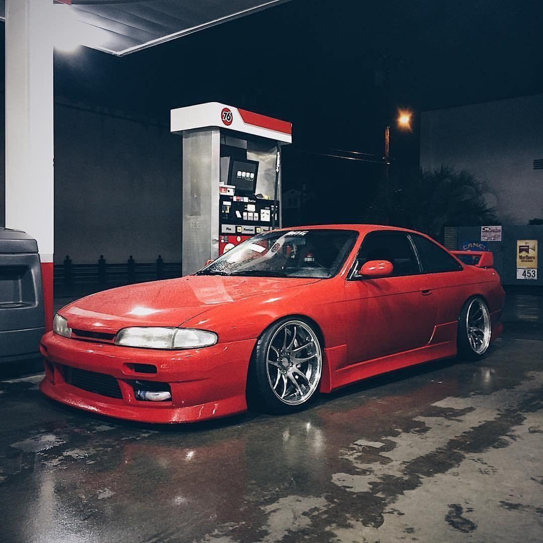 Merveilleux Nissan Silvia S14