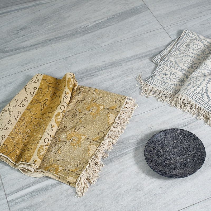 Leathered Stone Textures Capture The Reclaimed Stone Of