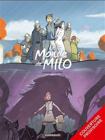 Milo est invité dans le monde fantastique par le père de Valia, un ancien ennemi…