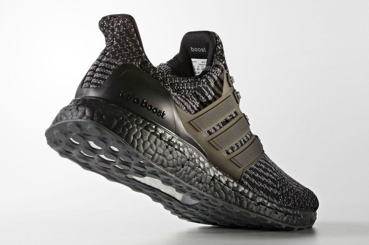 6d8e1297c ... purchase adidas ultra boost 3.0 black silver 1715a 51a0b