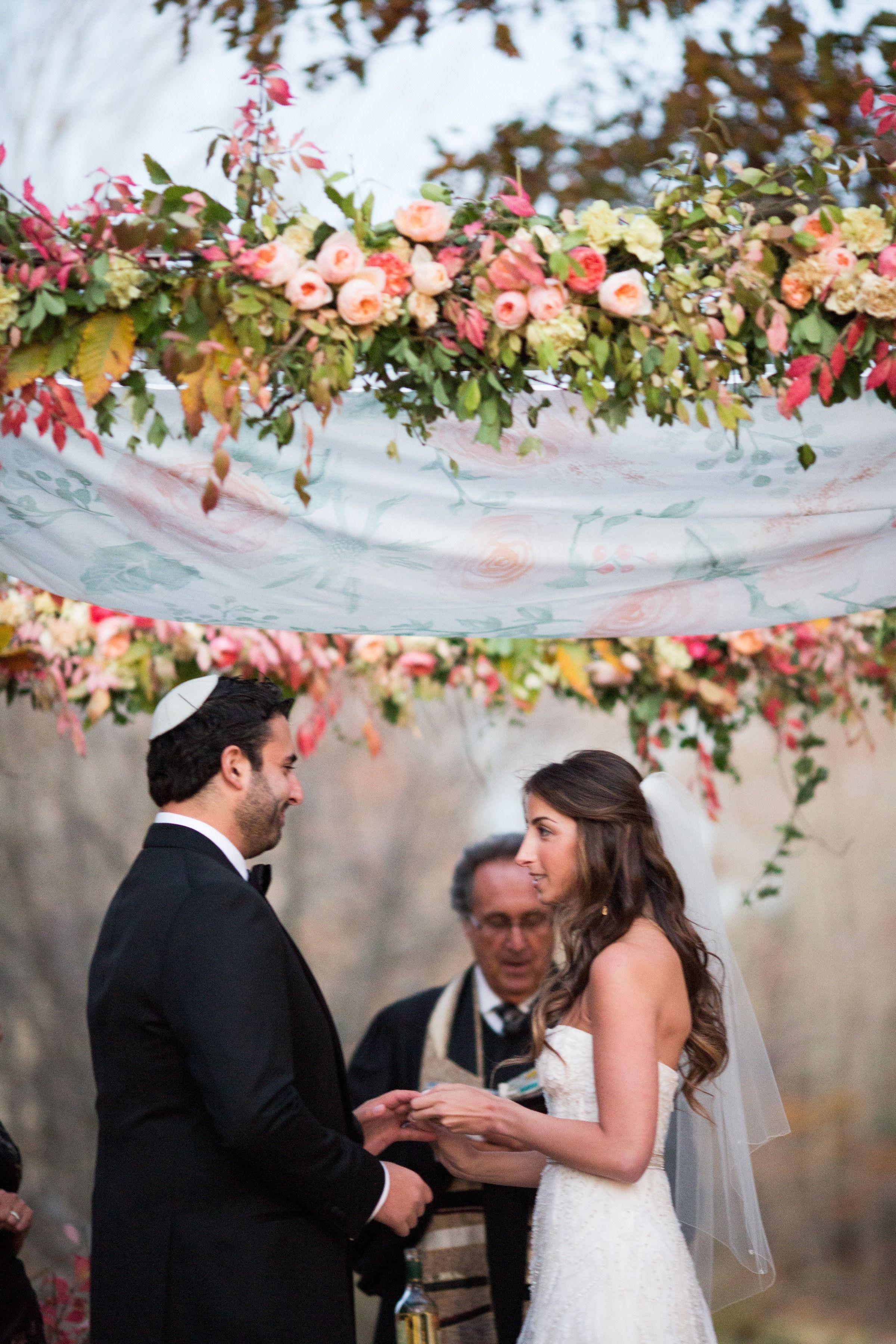 Elegant Berkshires Wedding At Gedney Farm Wedding Chuppah Massachusetts Wedding Jewish Wedding
