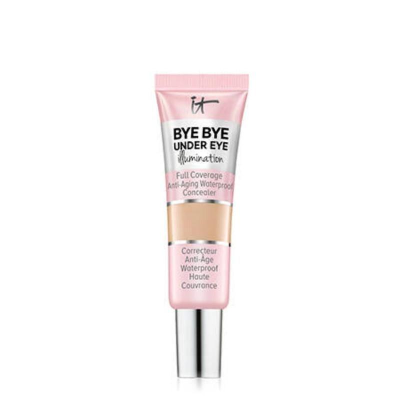 Profissional It Cosmetics It Bye Bye Unter den Augen Pink Eye Shade Cream Foundation Make-up Concealer Make-up Pro Conceal 12ml – leicht