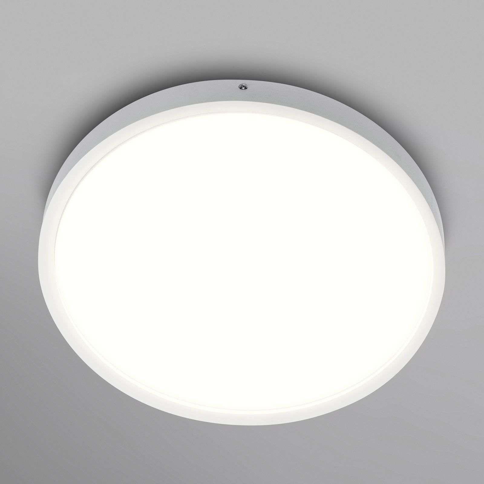 Moderne Deckenleuchte Planon Round von LEDVANCE Weiß | Led