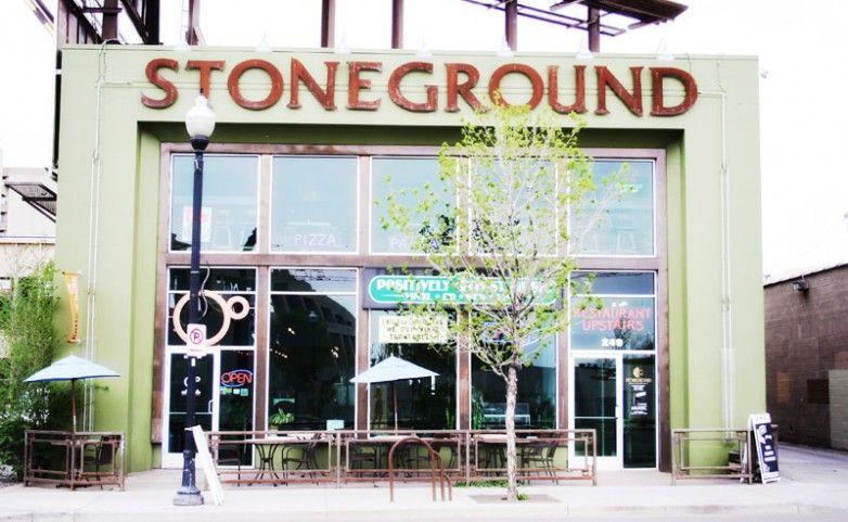 Stoneground Restaurant Salt Lake City Curb Appeal Lake
