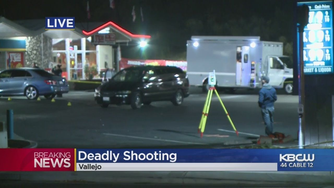 Man Dead After Officer Involved Shooting By Off Duty Richmond Cop In Val Officer Involved Shooting Police Corruption Vallejo