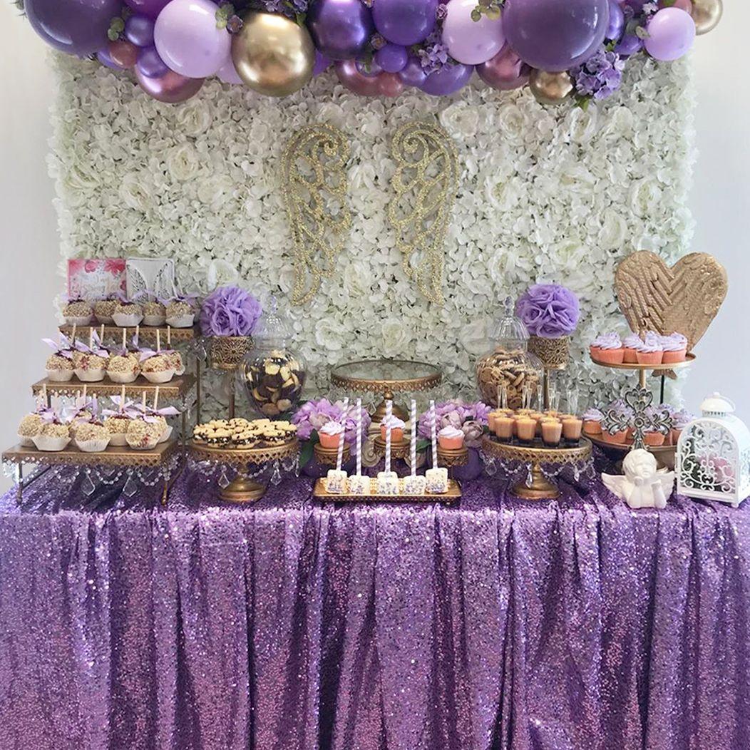First Communion Dessert Table -   12 sweet 16 desserts Table ideas