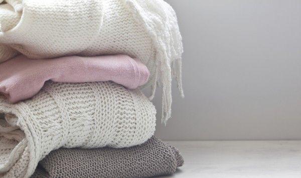 Come lavare i maglioni di lana | grandi pulizie | Maglioni