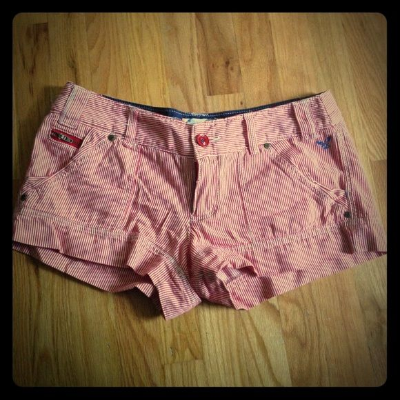NEW American Eagle Outfitters Stripe Shorts Sz 8 NEW American Eagle Outfitters Stripe Shorts Sz 8        These are new shorts Sz 8     bb American Eagle Outfitters Shorts