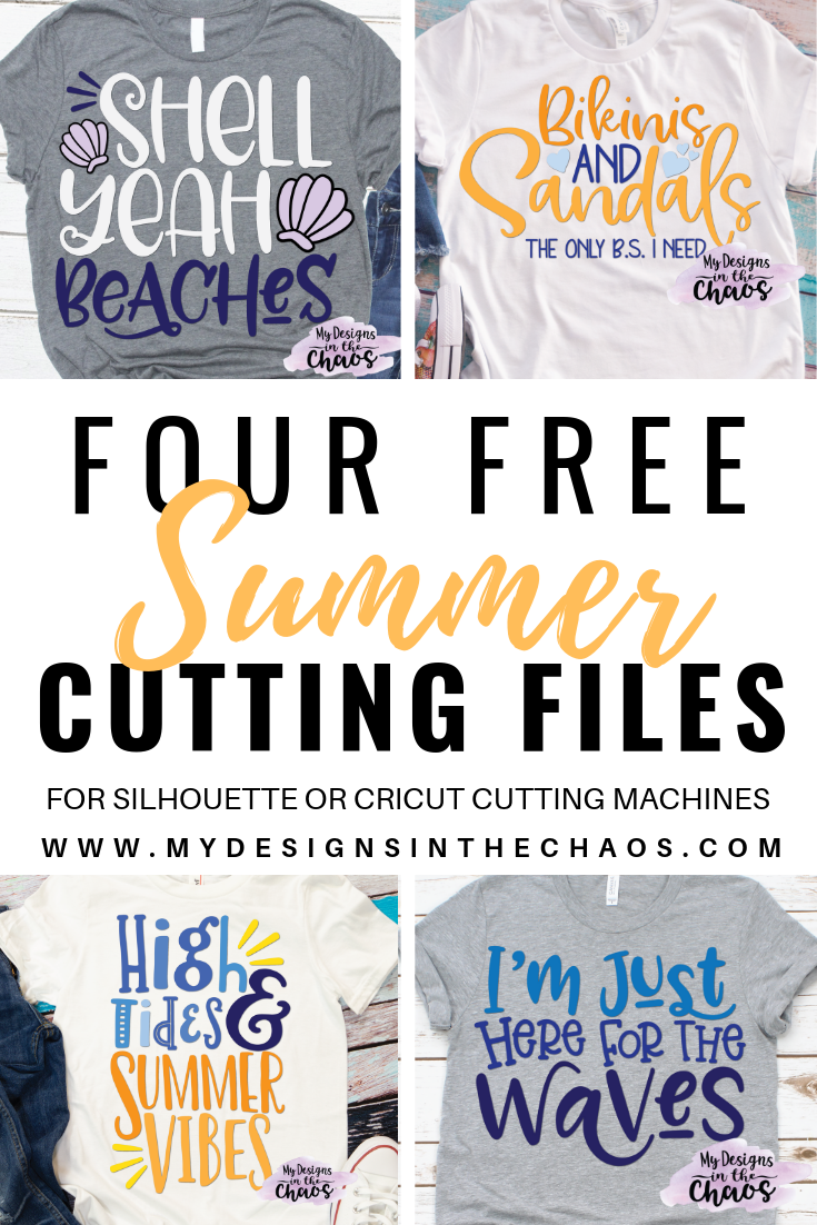 Free Summer SVG Designs Free summer, Cricut, Svg files