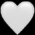 White Heart White Heart Emoji Heart Emoji Emoji