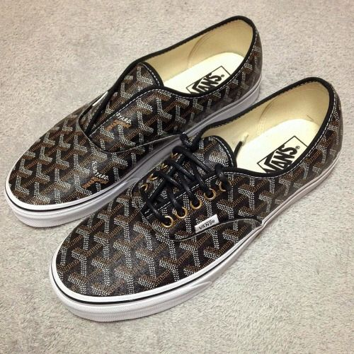 goyard vans chaussures for sale