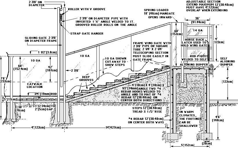 Concrete Wheelchair Ramp Plans Build A Wheelchair Ramp