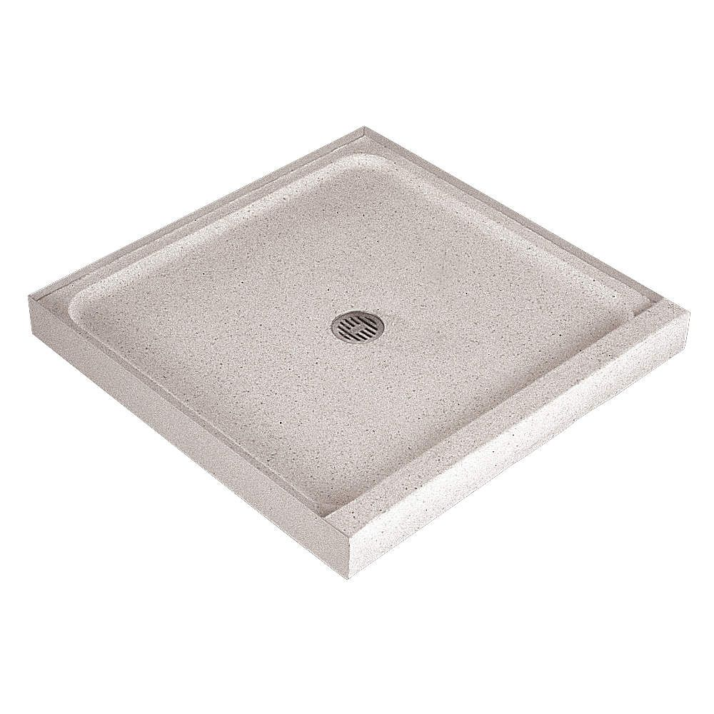 Fiat Products Shower Floor Single Threshold 36x36 In Free