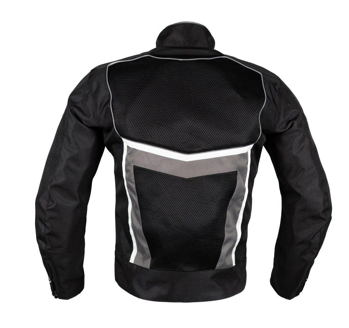 Motoart Reflectormx Textile Motorcycle Jacket Cordura 1000d Graphite Clarks Publishing Store In 2020 Motorcycle Jacket Mens Jackets Waterproof Motorcycle Jacket