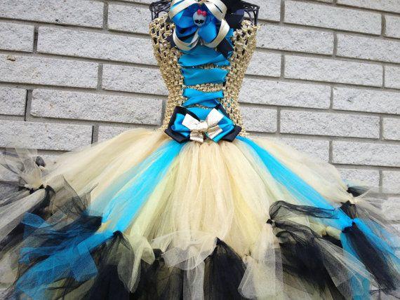 cleo denile tutu dress by TutuSweetBoutiqueINC on Etsy, $35.00