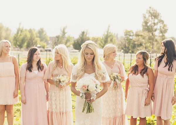 bridesmaid dresses utah