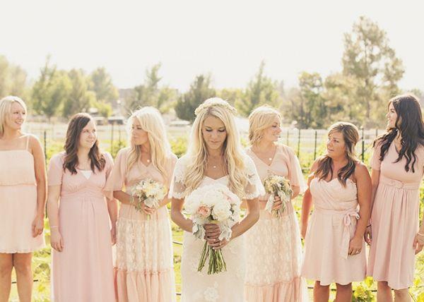 Bohemian Utah Wedding | Wedding, Red hair and Nice