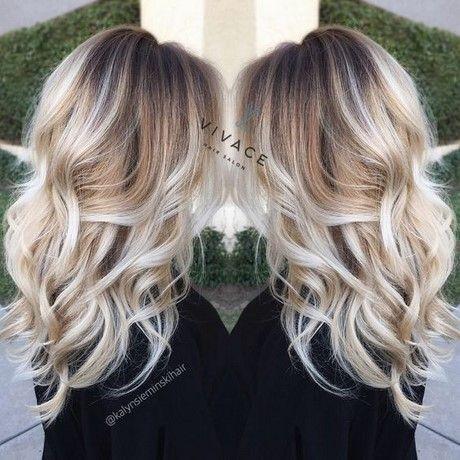 blonde haare 2017 hair makeup pinterest trendy hairstyles