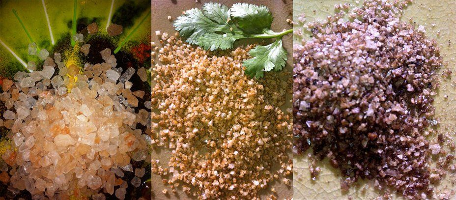 Flavored Sea Salts Add A Hint Of Garlic, Jalapeno, Or Truffle To Your Meal