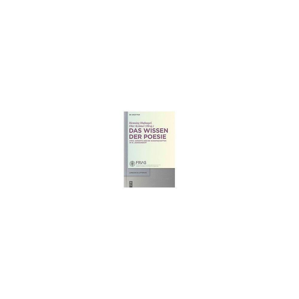 Das Wissen Der Poesie ( Linguae & Litterae) (Hardcover)