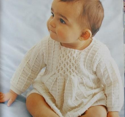 Adorable Crochet for Babies and Toddlers by Lesley Stanfield Crocheting Book - Rose