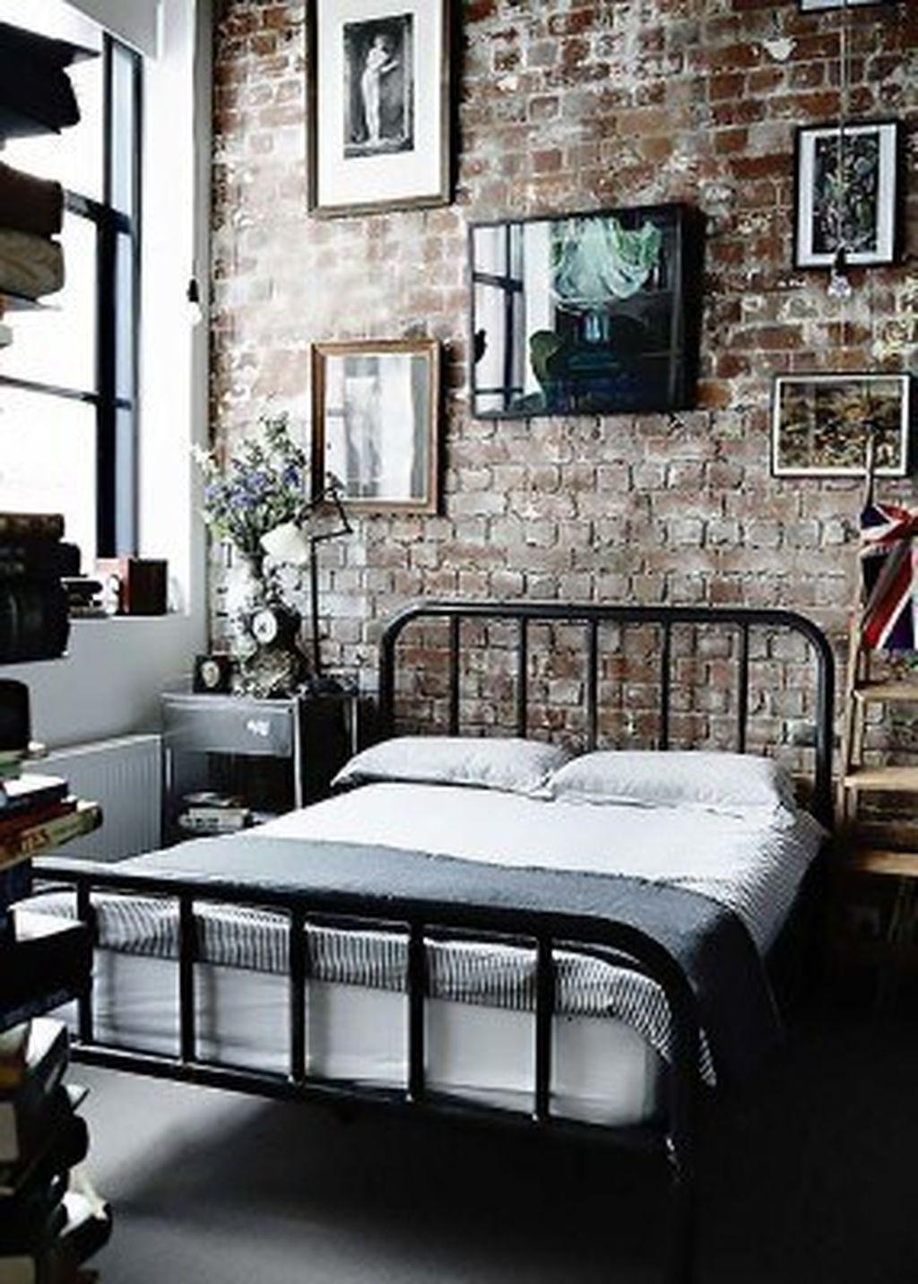 Loft style bedroom ideas   Stunning Loft Style Bedroom Design Ideas  Bedrooms Organisation