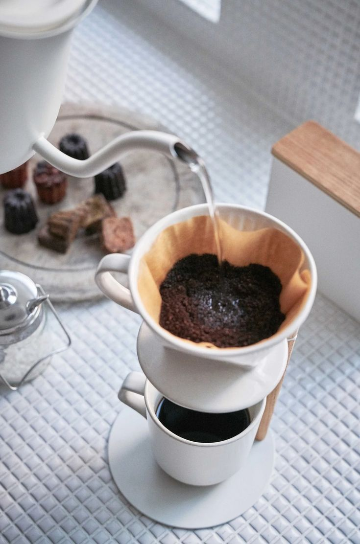 Coffee Pour-Over Dripper Stand