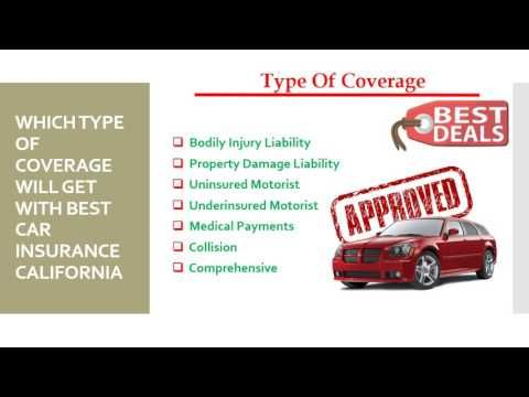 California Car Insurance Companies Get Free Auto Quotes With Low