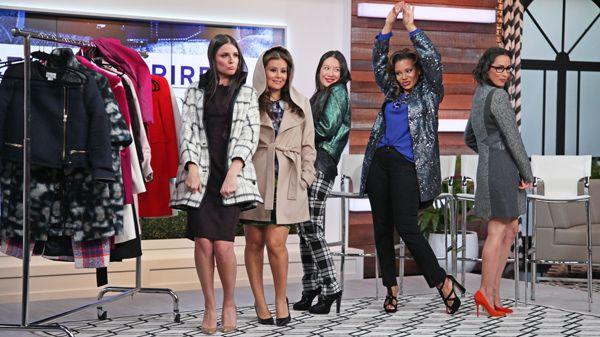 Celeb-inspired winter coats - CTV