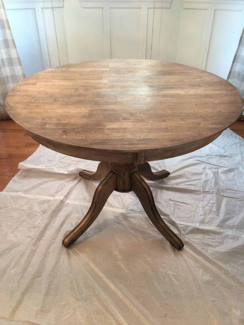 How to Refinish a Table | Muebles de madera modernos, Muebles de ...