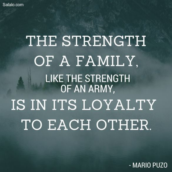 Family Loyalty Quotes Google Search Loyalty Quotes Family