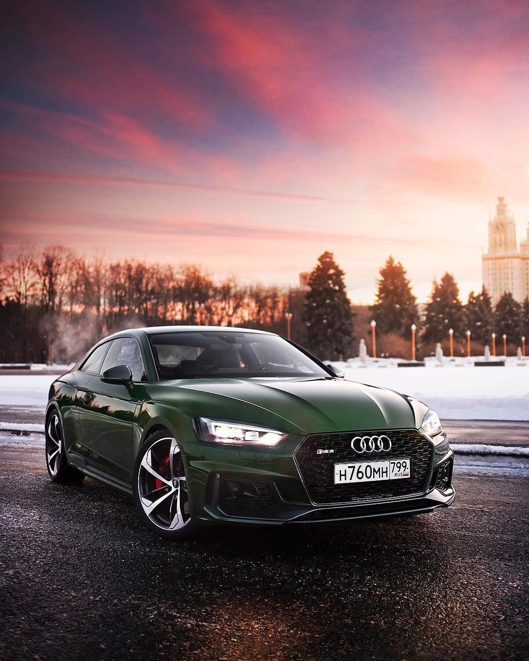 Audi RS5! Photos by ivanorlov blacklist audi rs5
