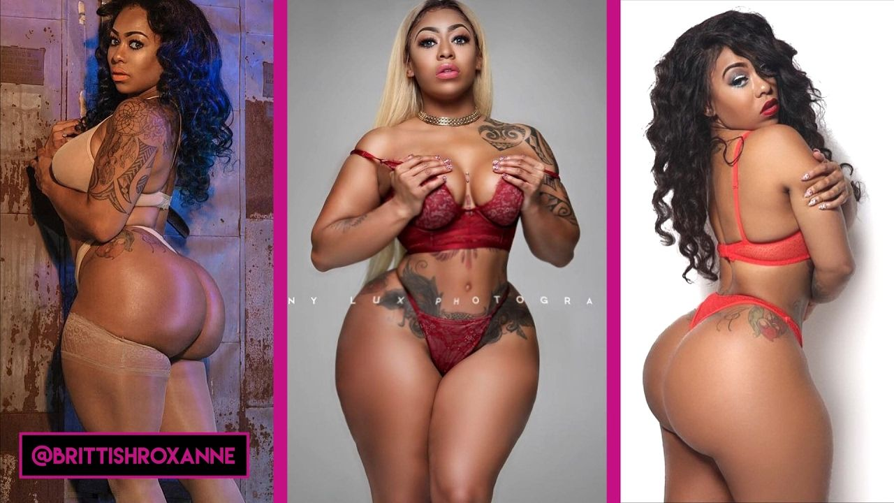 big booty ebony models