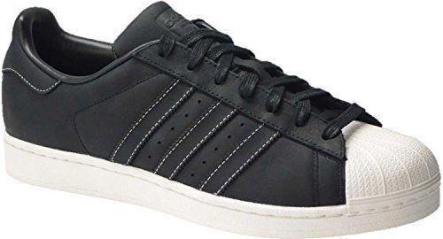 Seeley, Chaussures de Gymnastique Homme, Noir (Cblack/Scarle/Ftwwht), 40 EUadidas