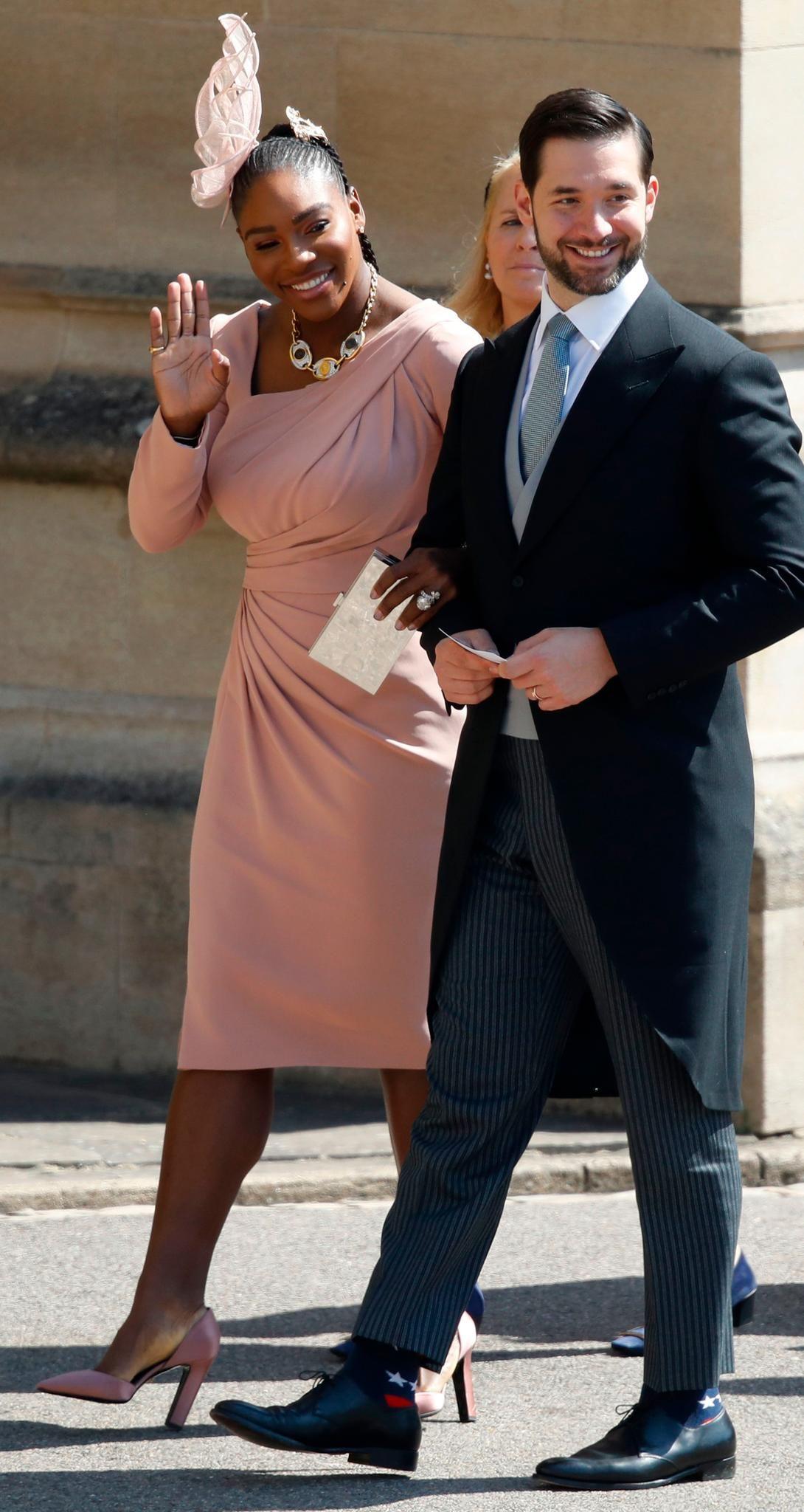 Die Hochkaratige Gasteliste Prinz Harry Hochzeit Coole Kleider Paar Kleidung