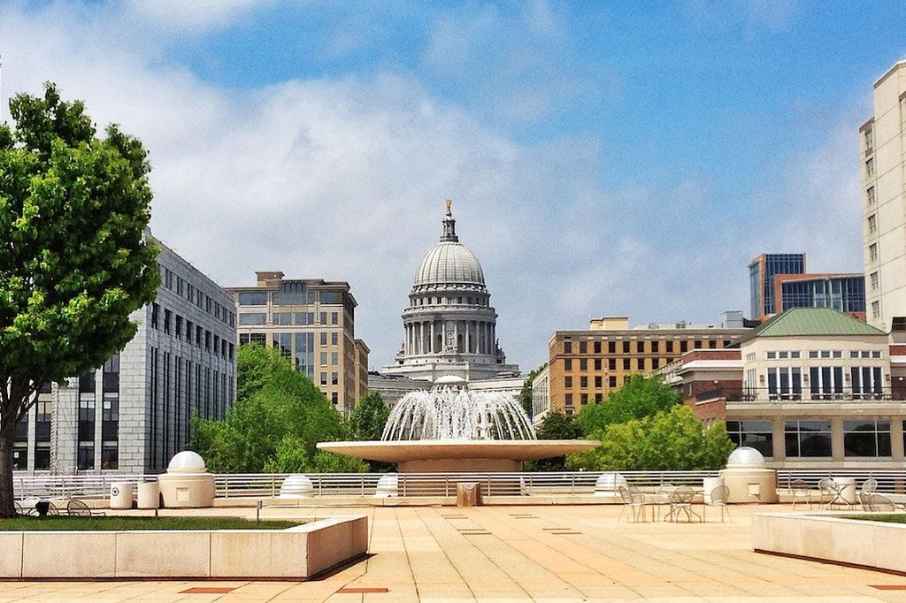 what is madison wisconsin known for