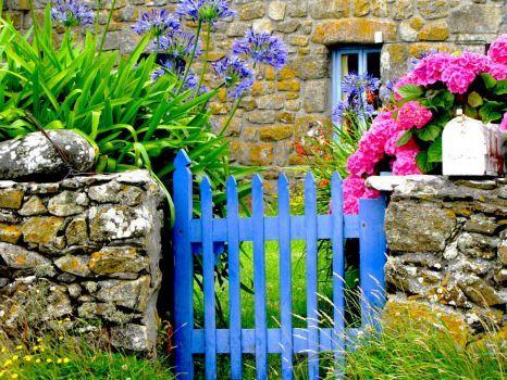 blue gate (48 pieces)