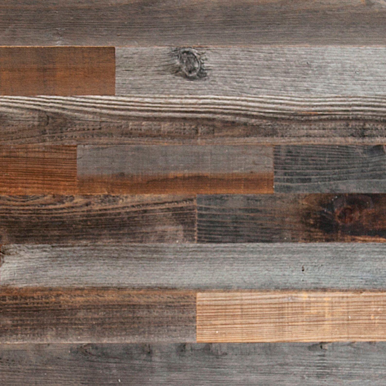 Reclaimed Barn Wood 3 Wide Planks 40