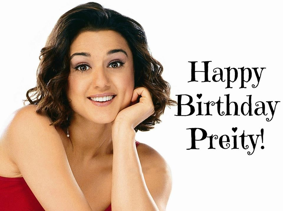 Preity Zinta Is An Indian Film Actress. She Has Appeared