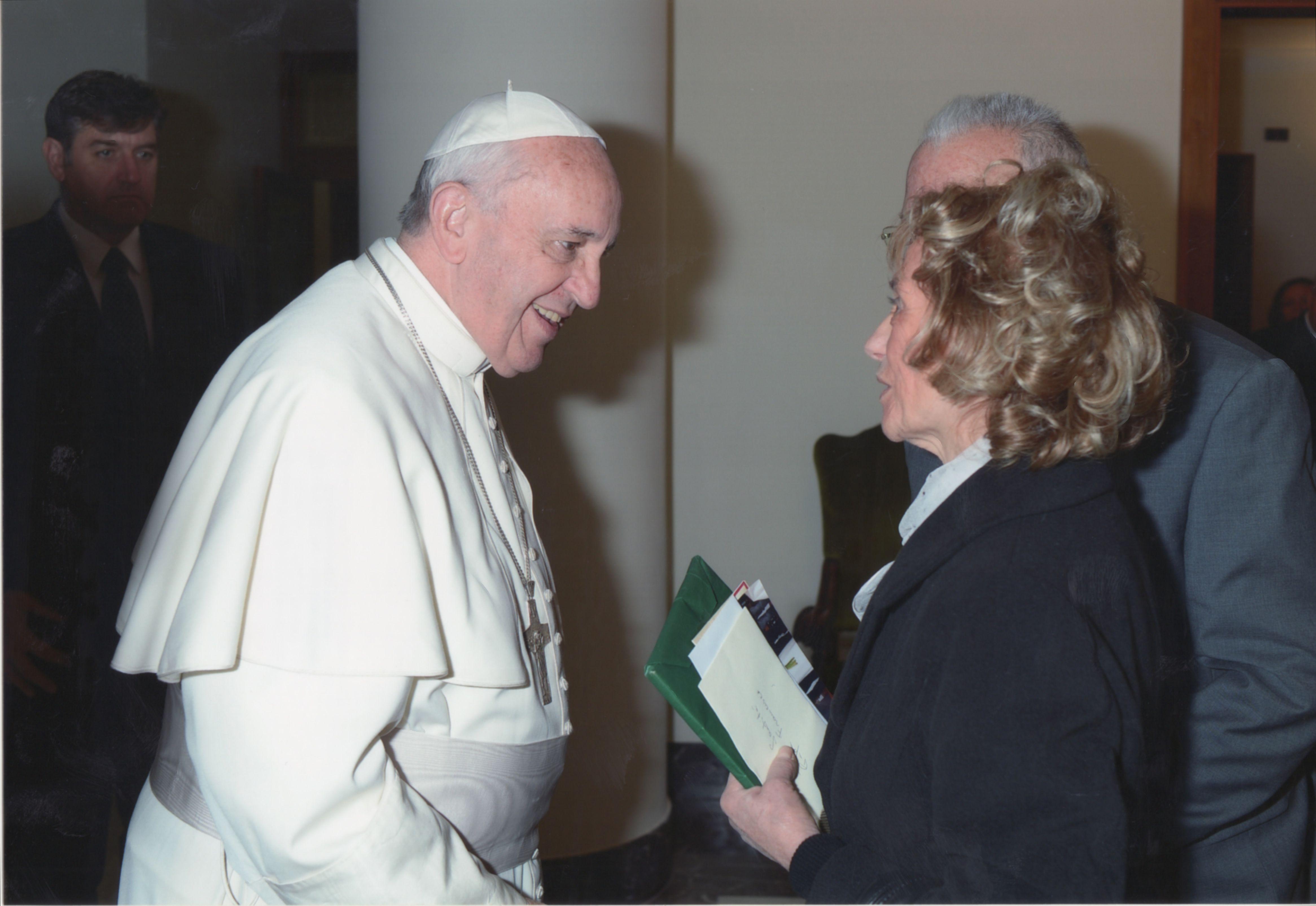Anniversario Matrimonio Vaticano.Domus Santa Marta Citta Del Vaticano Roma 29 11 2013 In
