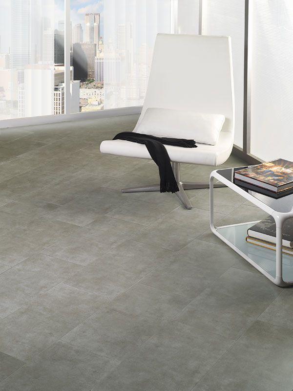 Suelo gris en salon suelo pinterest suelo gris for Suelo marmol gris
