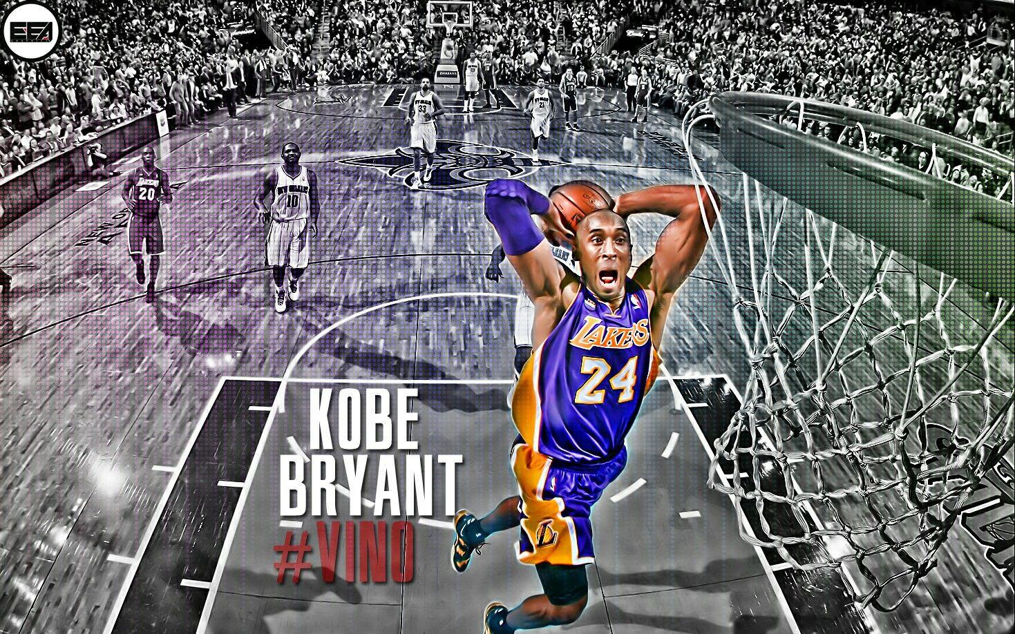 Pin by Markie Mark on Los Angels Lakers Kobe bryant