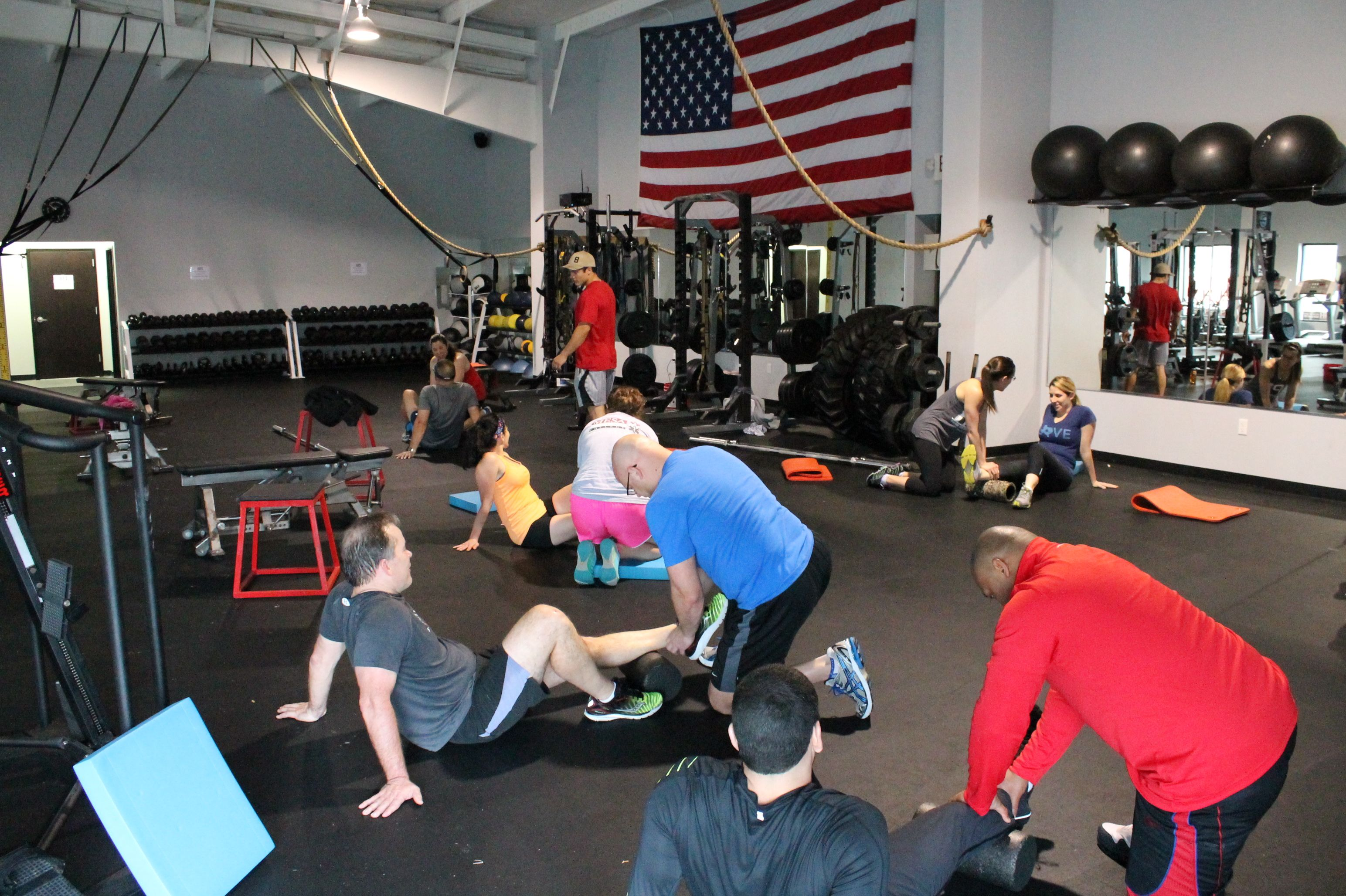 Saturday Mobility Class!