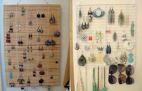 trucs et astuces pour ranger ses bijoux rangement pinterest ranger astuces et truc. Black Bedroom Furniture Sets. Home Design Ideas