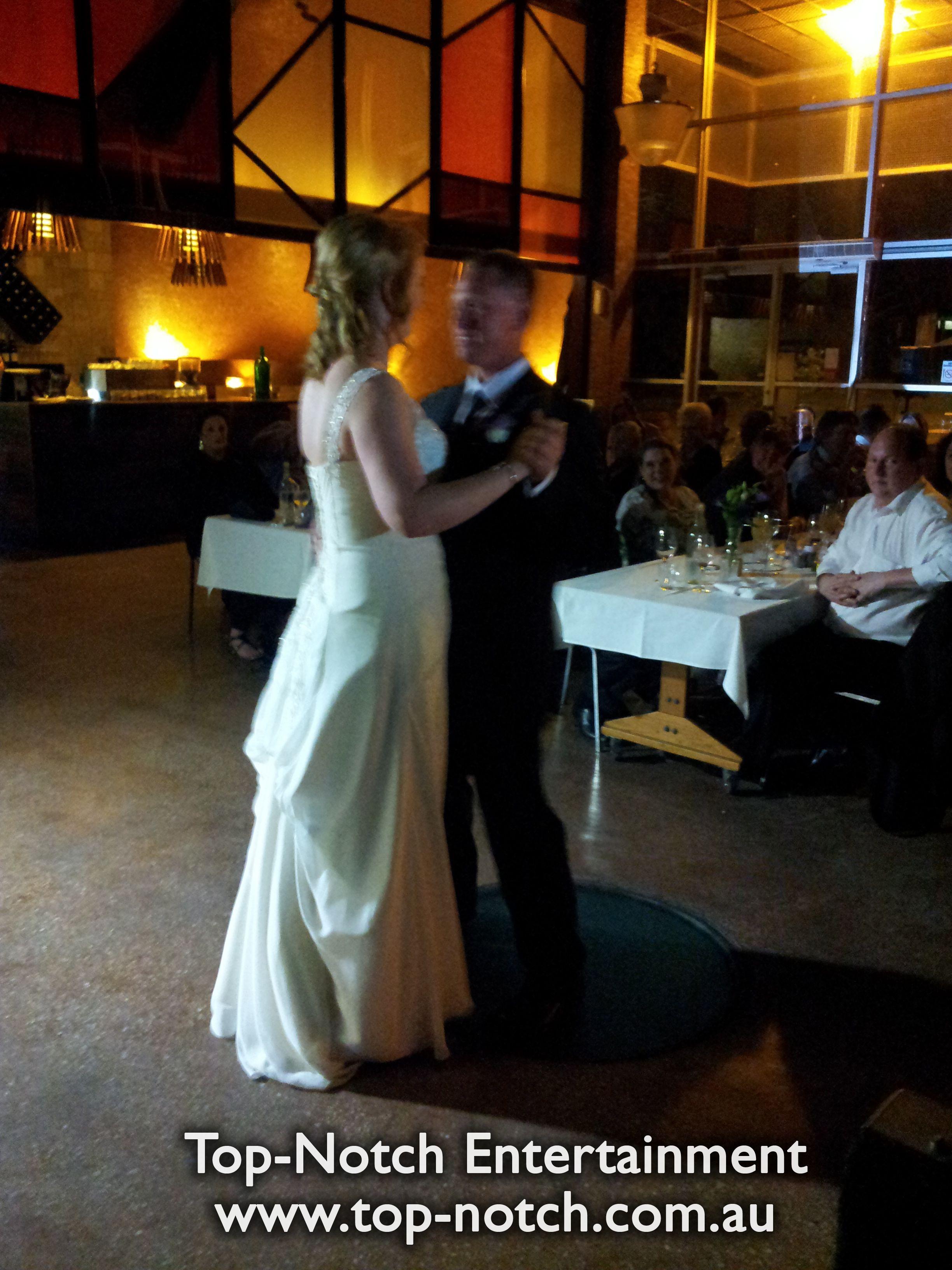Bridal Waltz First Dance At Shadowfax Winery Werribee Victoria Top