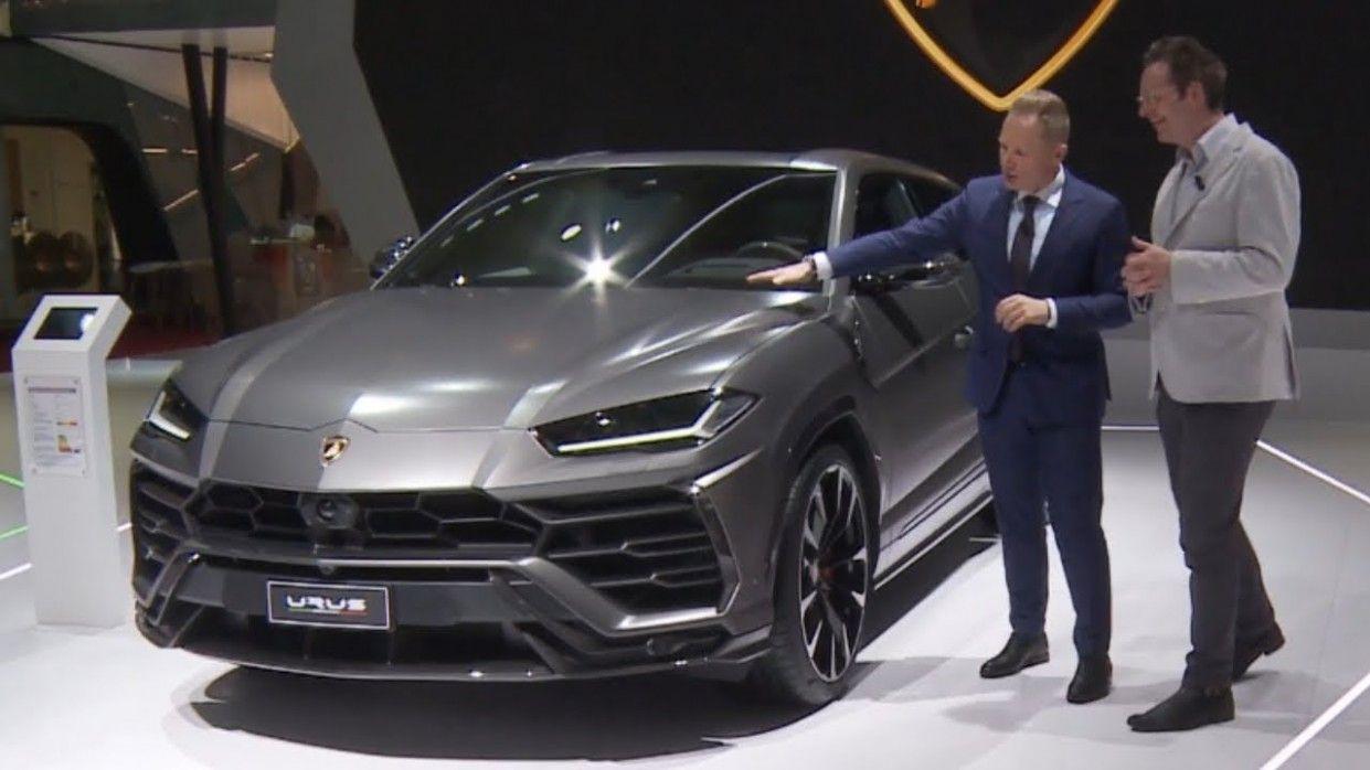 The Hidden Agenda Of 2021 Lamborghini Urus Design