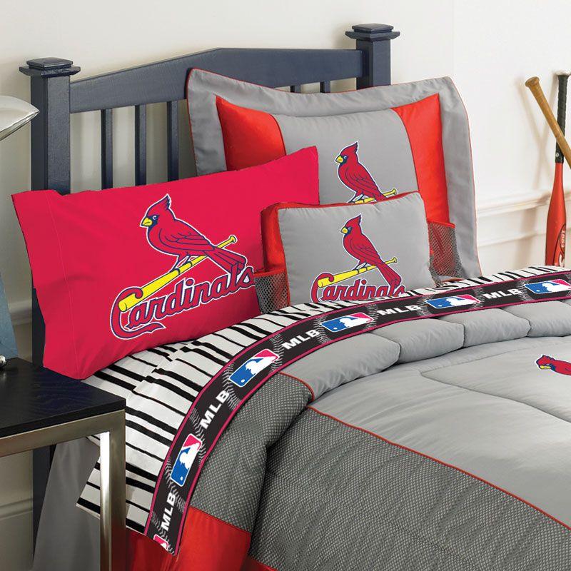 Walmart St Louis Cardinal Bedding St Louis Cardinals With