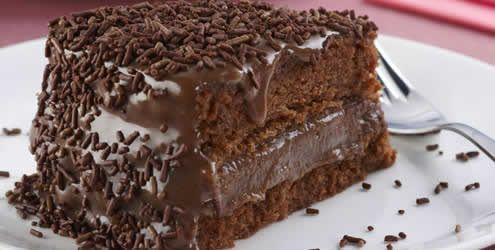 Bolo De Brigadeiro Massa Pronta Com Segredinhos Chocolate Em