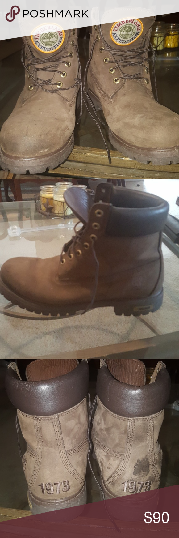 Timberland Shoes | Rare Timberland 1973 Expedition Boots